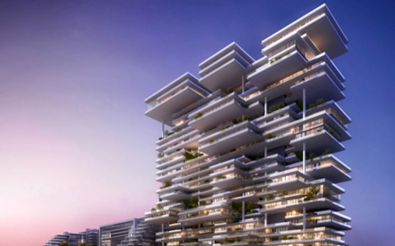 Penthouse at the One in Dubai's Palm Jumeirah is new real estate royalty