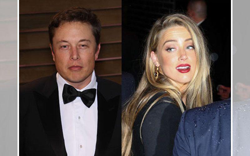 Amber and Elon