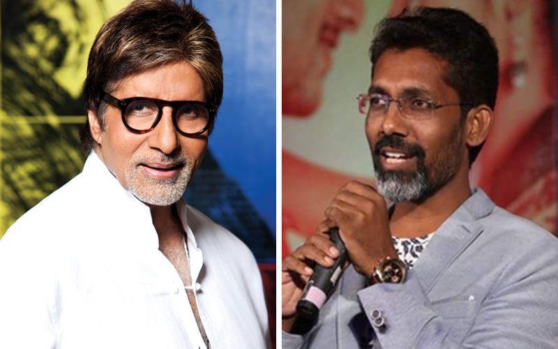 Amitabh Bachchan In Nagraj Manjule's Bollywood Debut