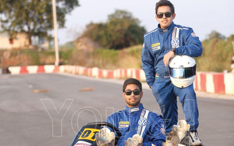 Anindith Reddy & Ishaan Dodhiwala wins Volkswagen Vento Cup 2015
