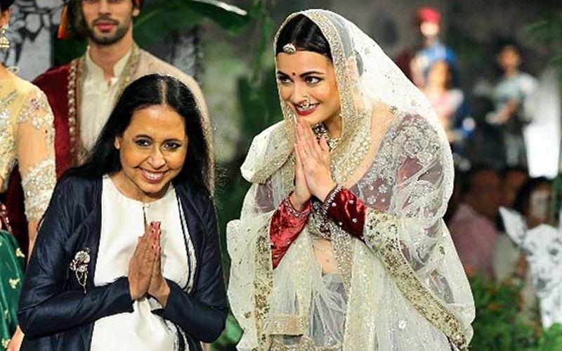 Anju Modi and Dia Mirza