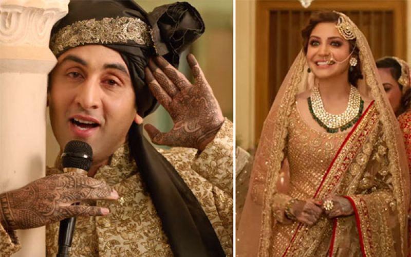 Anushka's bridal look in 'Ae Dil Hai Mushkil' decoded