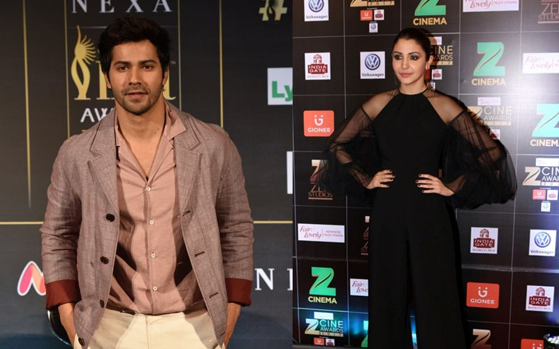 "Anushka Sharma And Varun Dhawan's Come Together For ""Sui Dhaaga - Made In India"""