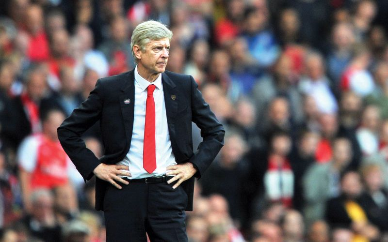 Not interested in Barcelona coach job, says Wenger