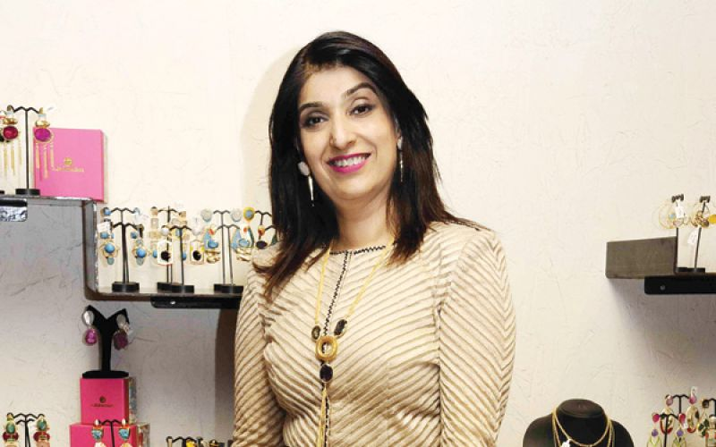 Azmina Rahimtoola, fashion designer
