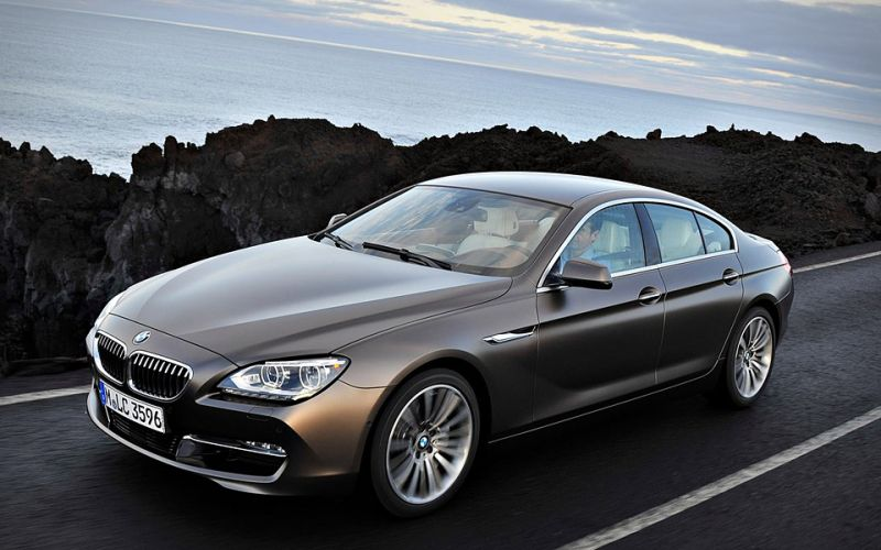 BMW 6 Series Gran Coupe was launched at BMW India Bridal Fashion Week