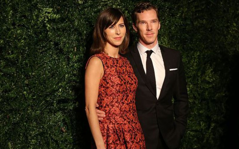 Baby Boy For Benedict Cumberbatch And Wife