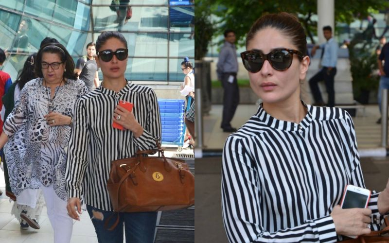 Kareena Kapoor Khan and Saif Ali Khan are becoming parents in December. Saif confirmed this news that Bebo is indeed becoming a mother for the first time