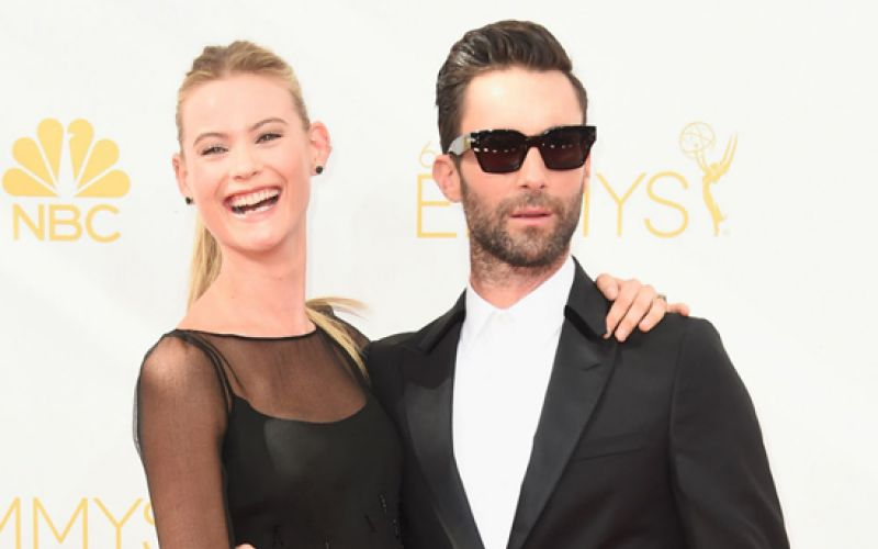 Behati Prinsloo and Adam Levine Are Pregnant