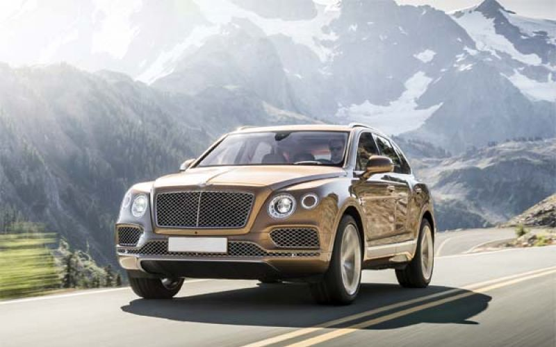Bentley Moters Bentayga