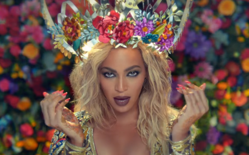 Watch Beyoncé's new video
