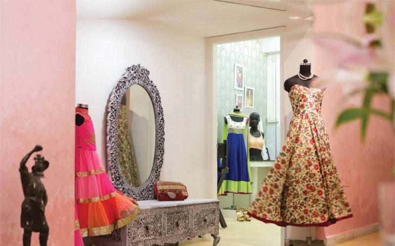 Bhargavi Studio is a designer store