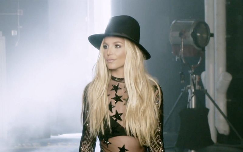 Watch Britney Spears' Music Video for 'Make Me'