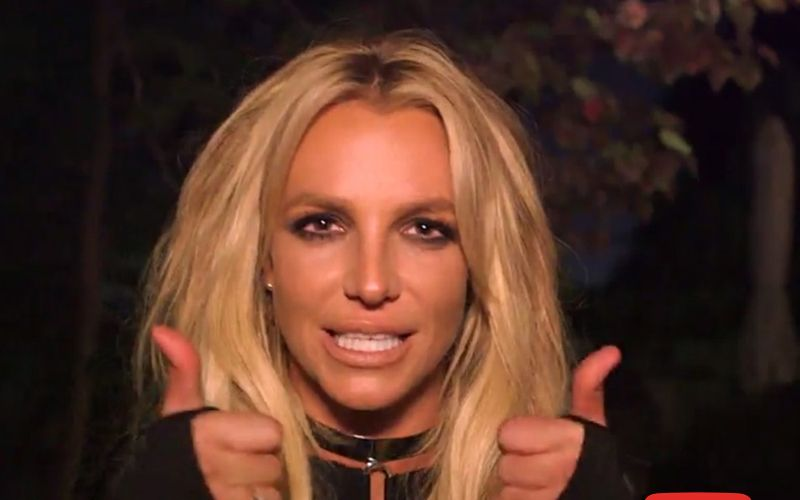 Watch Britney Spears Prank Jimmy Kimmel