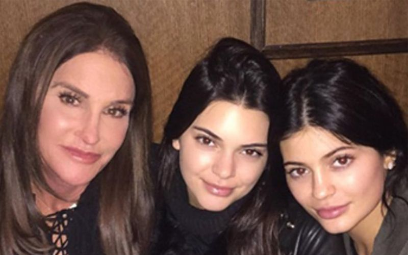 Kendall Jenner On Caitlyn Jenner