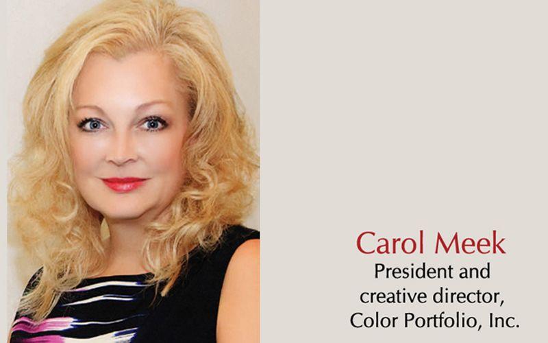 Carol Meek fashion