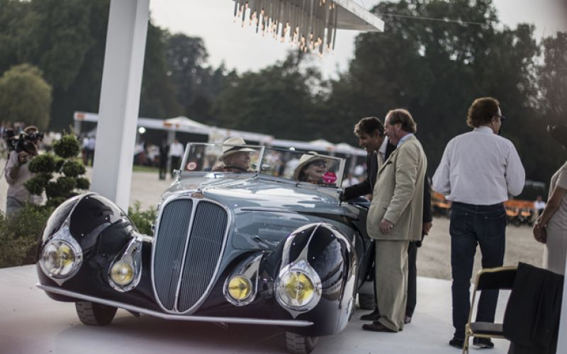 Chantilly Arts & Elegance Richard Mille is preparing for its fourth staging