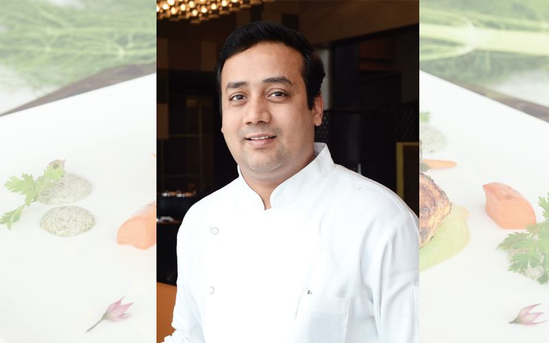 Chef Kapil Dubey