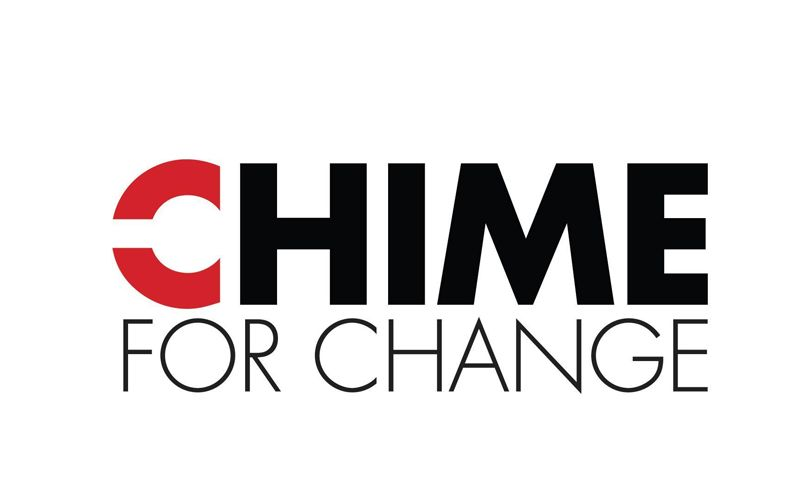 CHIME FOR CHANGE and Global Citizen Partner for CHIMEHACK 3