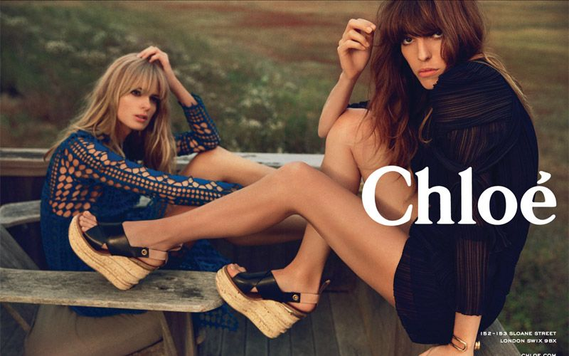 Watch Chloe's New Ad