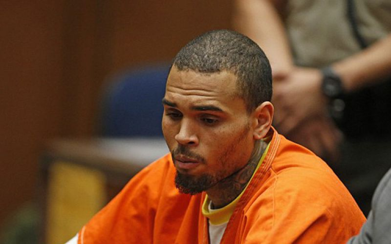 Chris Brown Finally Gets to Leave Manila, Philippines