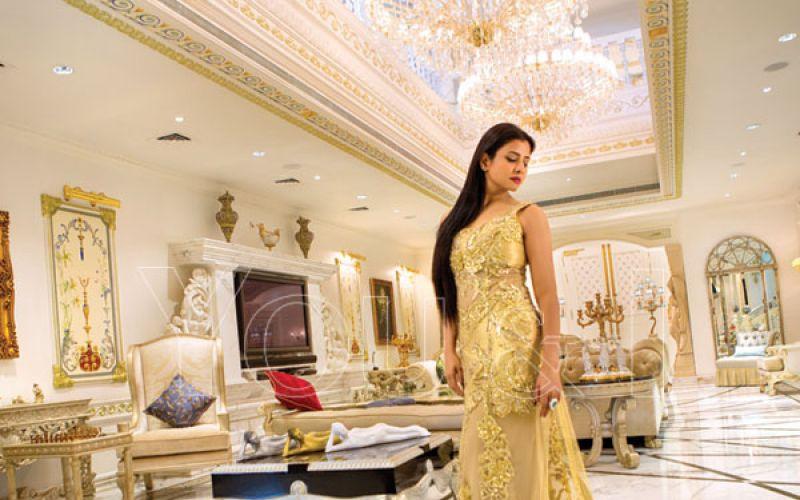 Classic Beauty Sudha Reddy