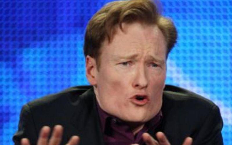 Conan O'Brien Accused of Joke Theft in Lawsuit
