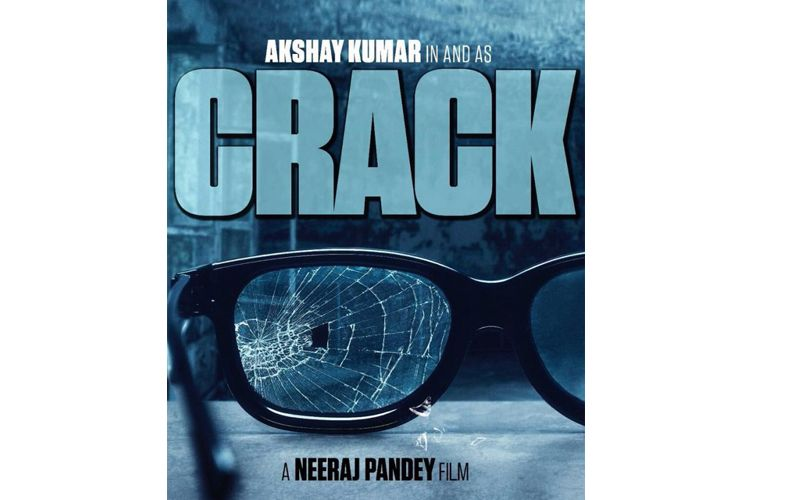 Akshay Kumar Releases The First Look Of 'Crack'
