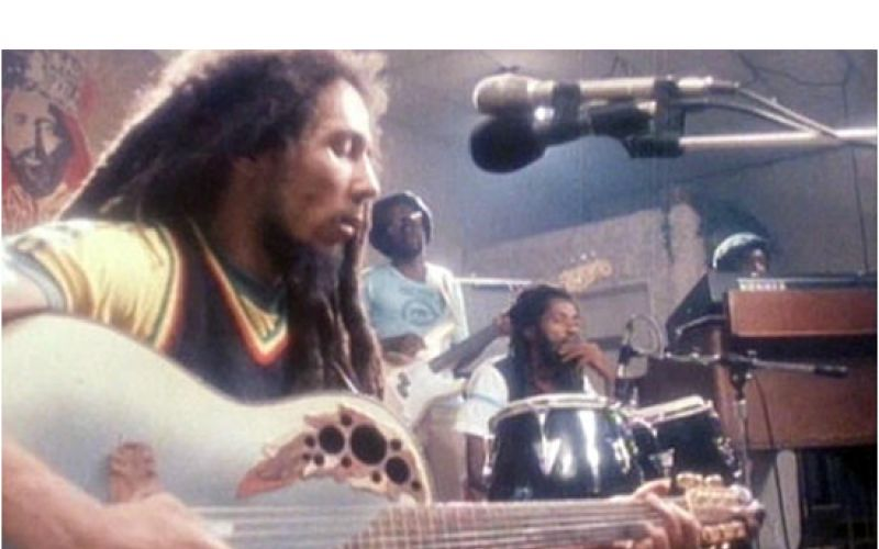 New Bob Marley Live Footage Released To Mark 70th Birthday