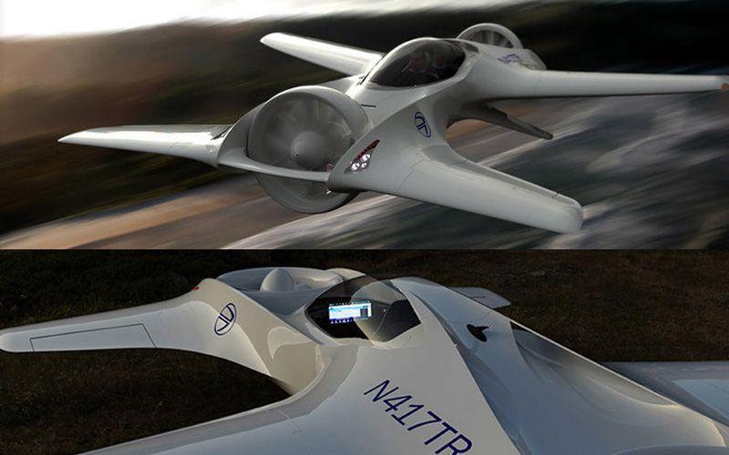 Delorean Aerospace