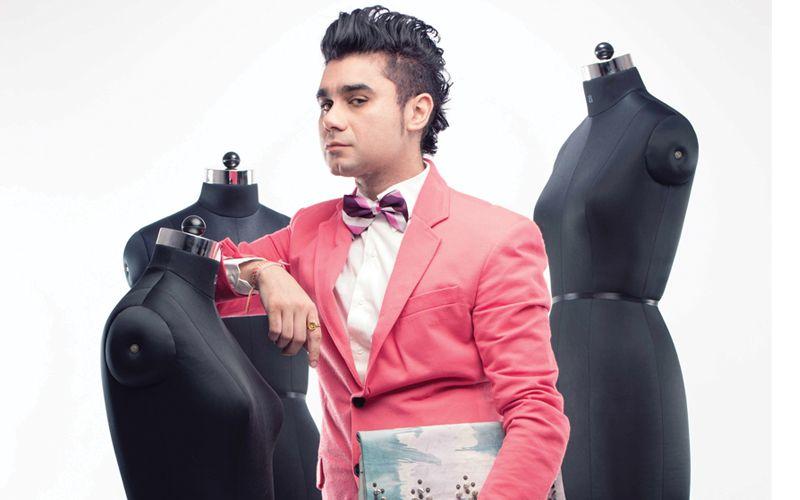 Designer Rajat Tangri