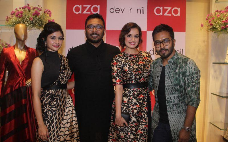 AZA Unveils Dev r Nil's – Festive Luxury Pret Line