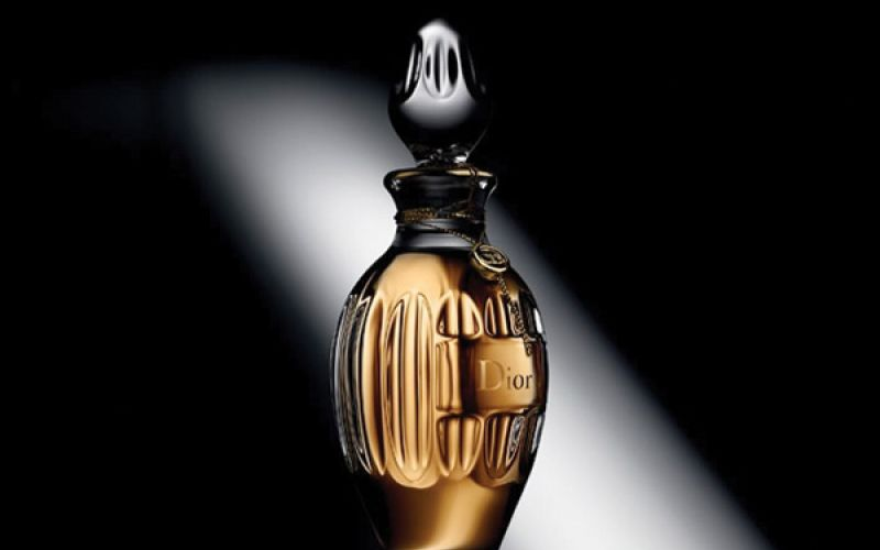 Christian Dior Fragrances In New Amphora