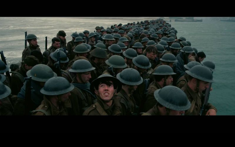 Watch The First Trailer For 'Dunkirk'