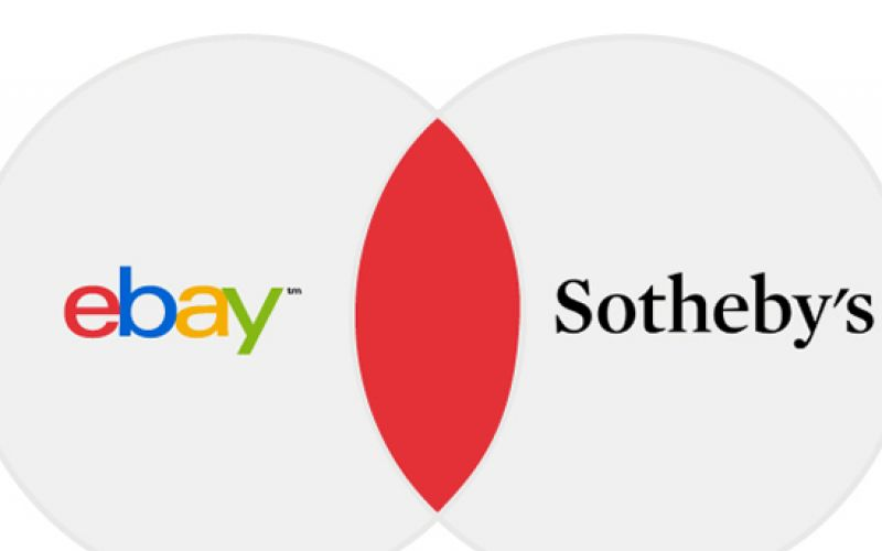 EBay And Sotheby's Launch Joint Auction Site