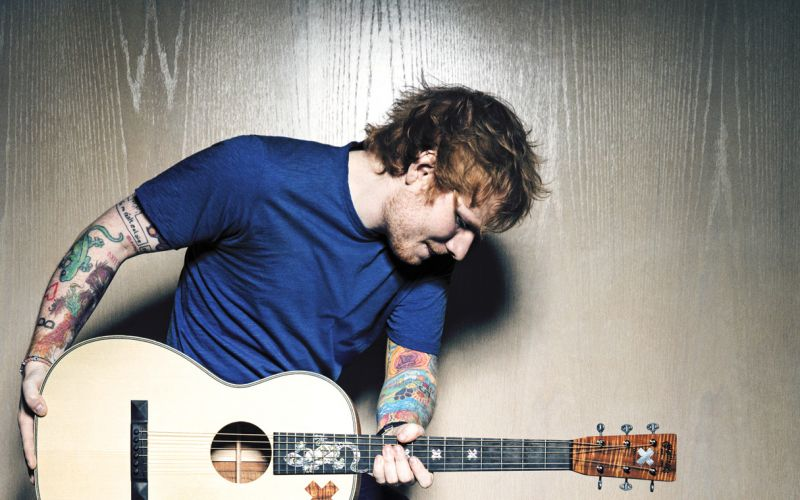 Sheeran settles  £14 mn copyright lawsuit over 'Photograph'