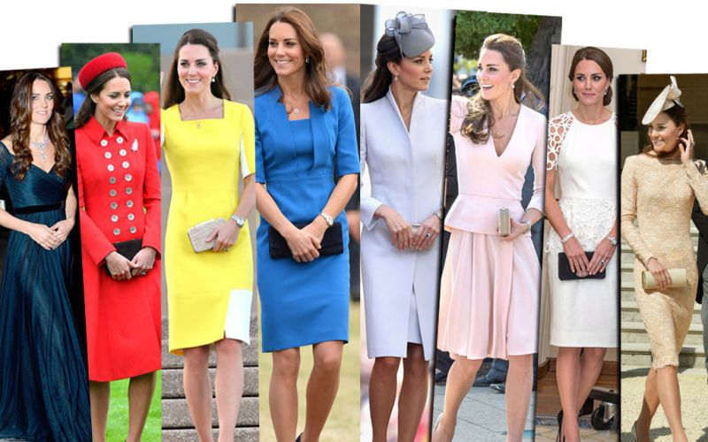Kate Middleton, the Duchess of Cambridge embraces style subtly