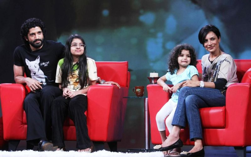 Farhan Akthar writes a poignant letter to his daughters