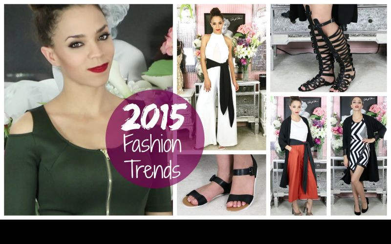 Fashion Trends of 2015