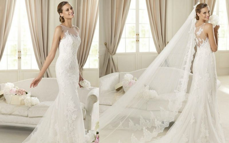 Flaunt Your Love For White This Wedding Season