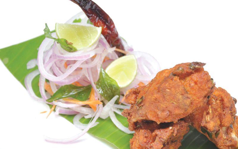 Get Cooking: Kozhi Kurumolagu Fry And Thiyal