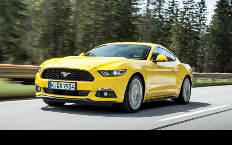 Ford Mustang (Eu)