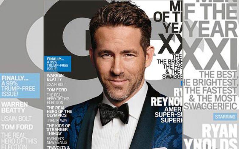 Ryan Reynolds Reveals The Moment He Fell For Blake Lively