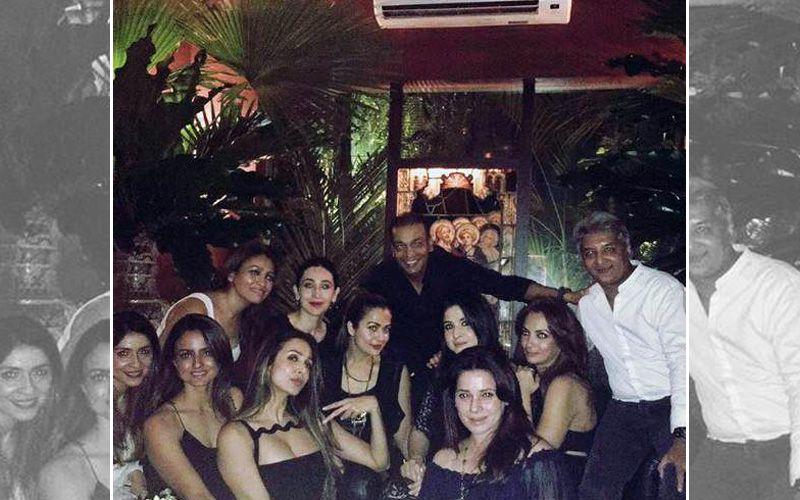 Bollywood parties hard at Tanya Dubash's birthday party