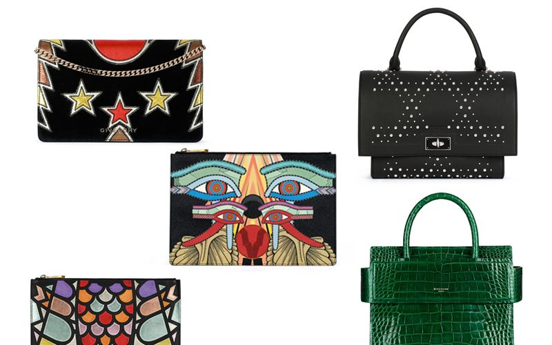 Givenchy's Fall-Winter 2016 Handbags