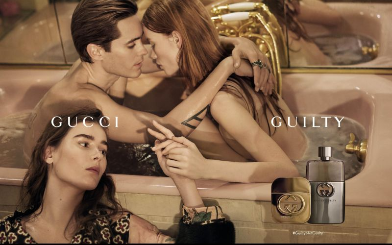 GUCCI GUILTY: A NEW DAWN, A NEW CHAPTER