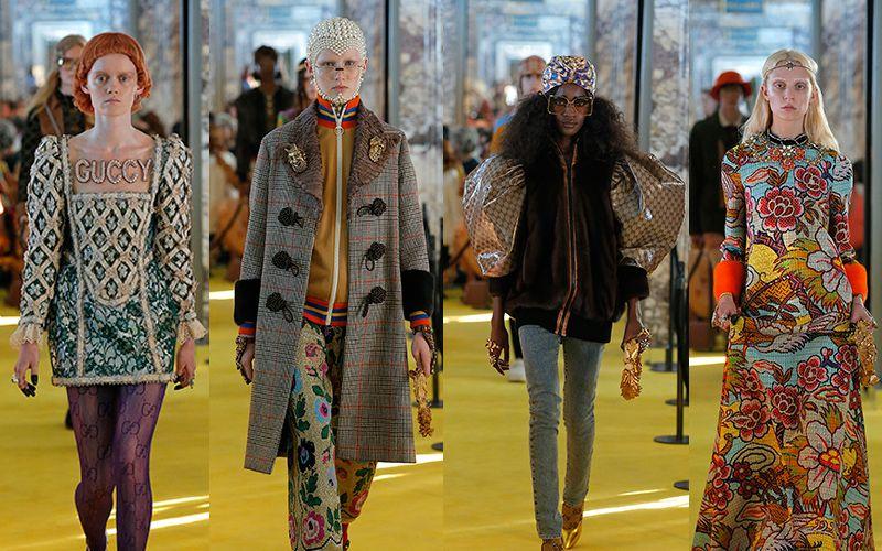 Gucci-Fashion-Show