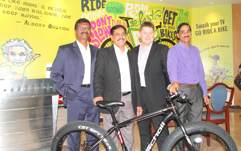 300 bike stations to come up in Hyderabad