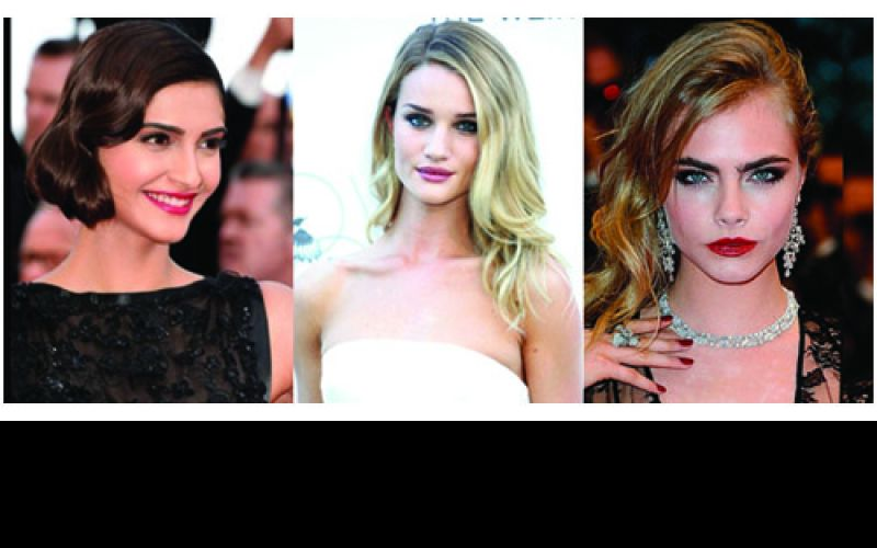 Top hairdos straight from Cannes red carpet
