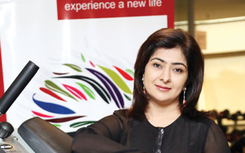 Hemlata Rathi, CEO of Soul Beauty and Wellness Center LLP